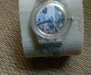 Новые швейцарские часы Swatch