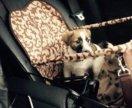 Автомобильная Сумка переноска для собаки