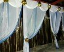 Оформление помещений (цветы, шары, текстиль)