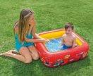 """Детский надувной бассейн """"Тачки"""""""