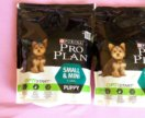 Корм для щенков ProPlan