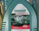 Масло. Mabanol Xenon Ultra Synth Longlife 5W-30
