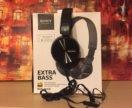 Новые проводные Наушники Sony extra bass