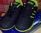 Новые кроссовки,р-р30.