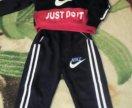 новый спортивный костюм