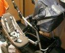 Buggypod Баггипод доп. сиденье для детей-погодок