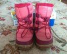 Ботинки мембранные 24р на девочку