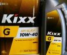 Масло KIXX 10W-40