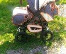 Детская коляска 3в1 PARUSOK
