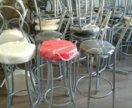 Барные стулья новые