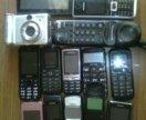 Телефоны и др техника на запчасти