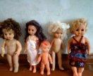 Куклы ретро (советские)