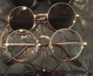 разные круглые очки