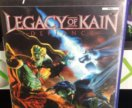 Legacy of Kain Defiance PS2