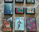 Игры Sega Mega Drive