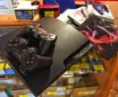 Sony PlayStation 3 160Gb с играми