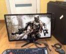 4-Ядерный Комп/ 4Gb/ Game-Nvidia-4Gb + 24-Дюйма