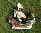 Модель корабля Santa Maria 1492
