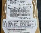 HDD 120Gb Toshiba