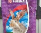 Корм для кроликов Пурина и Провими