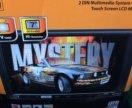 Магнитофон с TV Mystery 2-din