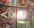 Продам диски Sims GTA