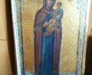 Икона 19 Редкость! Богородица Ключ Разумения .