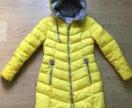 Новая женская куртка, осень-зима 2018