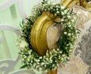 Изотовлю веночки для свадьбы и фотосессии .
