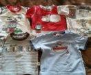 Пакет вещей на мальчика размер 68-74