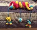 Игрушки на кроватку и коляску