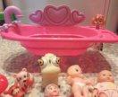 ванночка для кукол