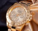 Rollex Daytona Gold