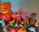 Игрушки/погремушки для малышей