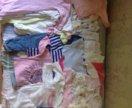 Одежда для новорожденной девочки пакетом