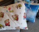Продам новые одеяло с подушкой