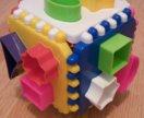 Игрушки,руль,сортер,мягкая игрушка,для ванной
