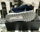 Кроссовки Nike мужские✴ Натуральная замша