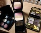 Chanel,Shiseido,Ester Lauder,Clarins
