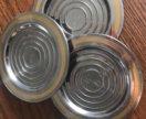 Блюдца Цептер 6 штук новые