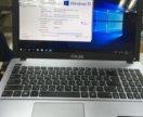 Игровой ноутбук x550l i5-4200u 8gb gt720 750gb