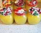 Мёд разнотравье с подсолничником