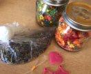 Различный бисер и бусины для плетения и украшений