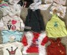 Пакет одежды 6-9мес
