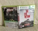 The Evil Within для xbox360