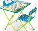 Комплект складной стол+стул (арт.КУ2) (26)