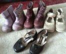 Отдам даром детскую обувь