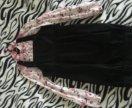Сарафан и блузка для школы
