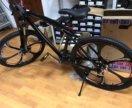Новый велосипед BMW