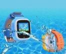 Водонепроницаемые умные часы с GPS Smart Baby Q100